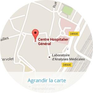Centre hospitalier Niort